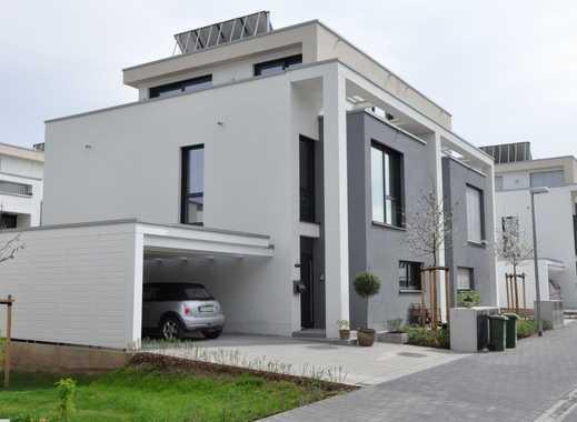 Luxuriöse, großzügige und energieeffiziente Doppelhaushälfte in Mainz Uninähe