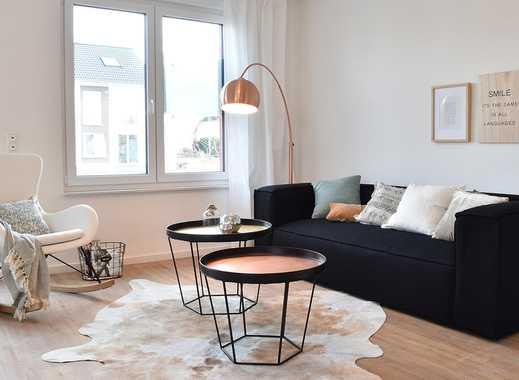 Zentrumsnah wohnen im Grünen! Doppelhaushälfte auf 3 Etagen - Neu, modern, hell und energieeffizient
