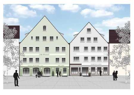 3 Zimmer Neubau Wohnung in zentraler Lage von Schongau in Schongau