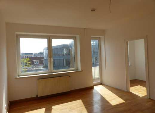 Provisionsfrei, zentrale 2-Zimmer-Wohnung mit Balkon