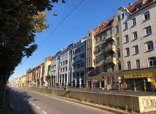 Neu-renovierte 3-Zimmer-WG (74qm) in Stuttgart-Ost