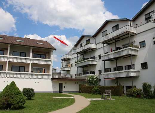 Penthouse über den Dächern von Weidach