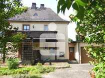 Ein- Zweifamilienhaus in Thiersheim