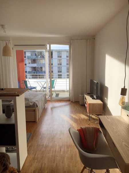 Hochwertig möbliertes und vollausgestattetes Apartment in München Riem in Riem