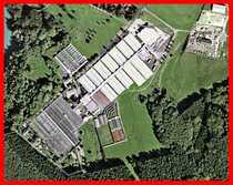 10 ha Grundstück - Verwaltungsgebäude Büros - Lagerhalle