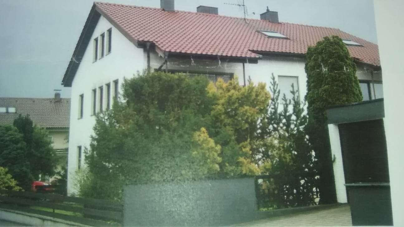 ruhige 3-Zimmer-Wohnung mit Balkon in Deggendorf