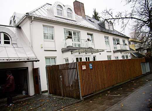 Elegante Doppelhaushälfte zum Wohnen und Arbeiten in Harlaching!!!