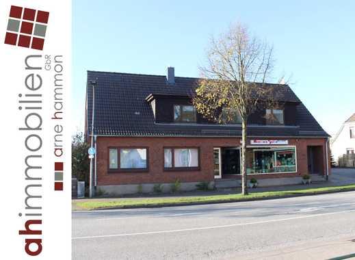 Gewerbebetrieb in Wanderup mit Ladenlokal und neuer Betreiberwohnung!