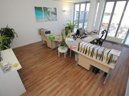 Büro 24 m²