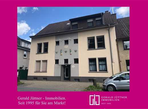 Bottrop-Eigen: Sehr gepflegtes 4-Familienhaus mit Garagenhof