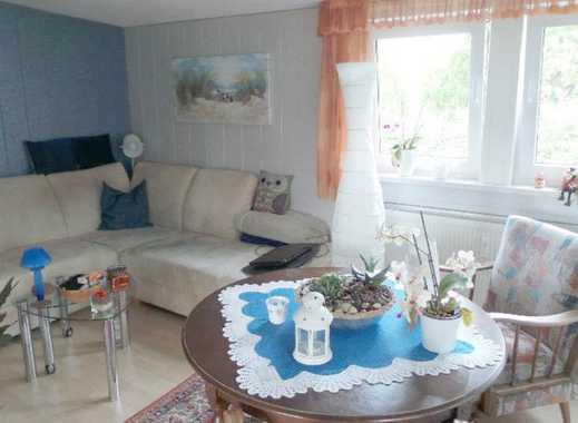 Bad Driburg: Großzügige, möblierte 2-Zimmer-Wohnung mit Einbauküche und Gartennutzung
