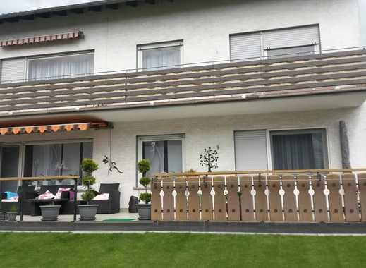 Gepflegte 3-Zimmer-Wohnung mit großem Balkon in Ginsheim