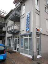Ehemalige Bankfiliale in Rohrdorf zu