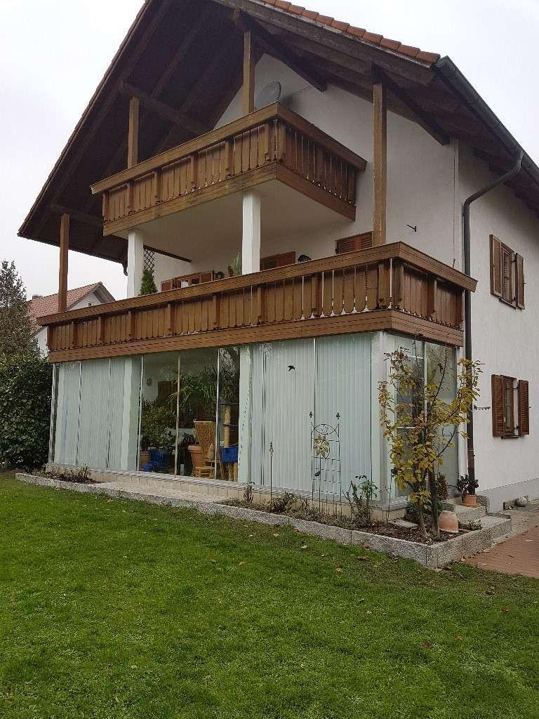 Schöne, geräumige vier Zimmer Wohnung in Oberding/Aufkirchen -provisionsfrei- in