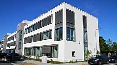Neubauprojekt im Technologiepark Karlsruhe - Flächen nach Maß