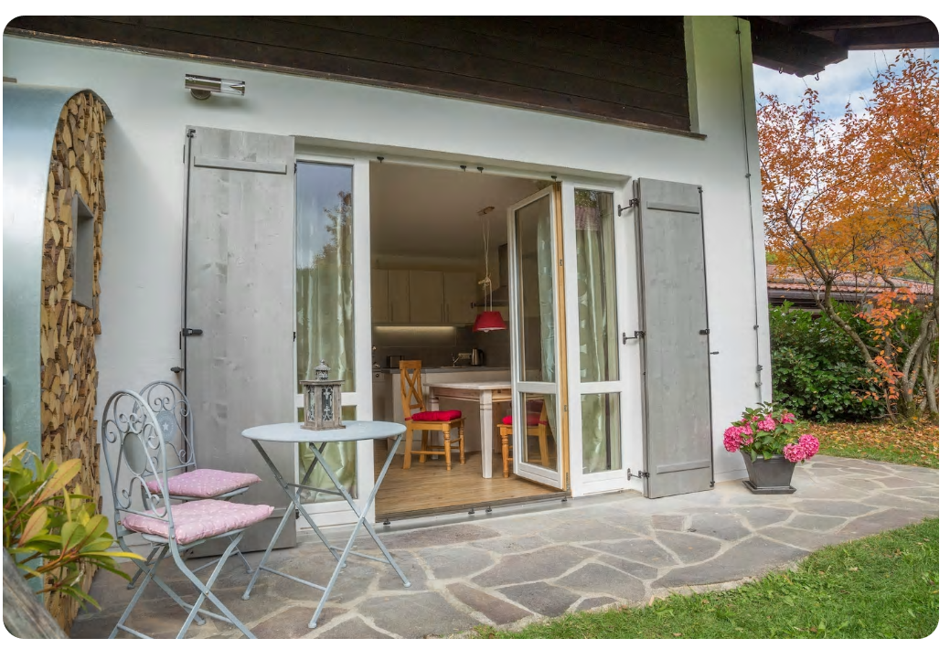 Exklusive 2-Zimme-Wohnung auf Zeit mit Balkon und EBK in Lenggries in Lenggries