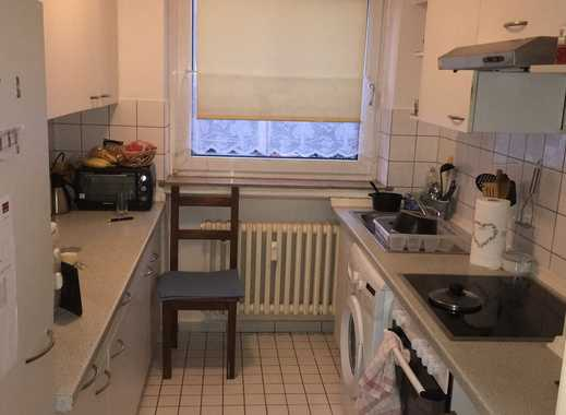 Attraktive 2-Zimmer-Wohnung mit Balkon und EBK in Lübeck