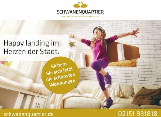 Citywohnen für anspruchsvolle Individualisten im Schwanenquartier Krefeld!
