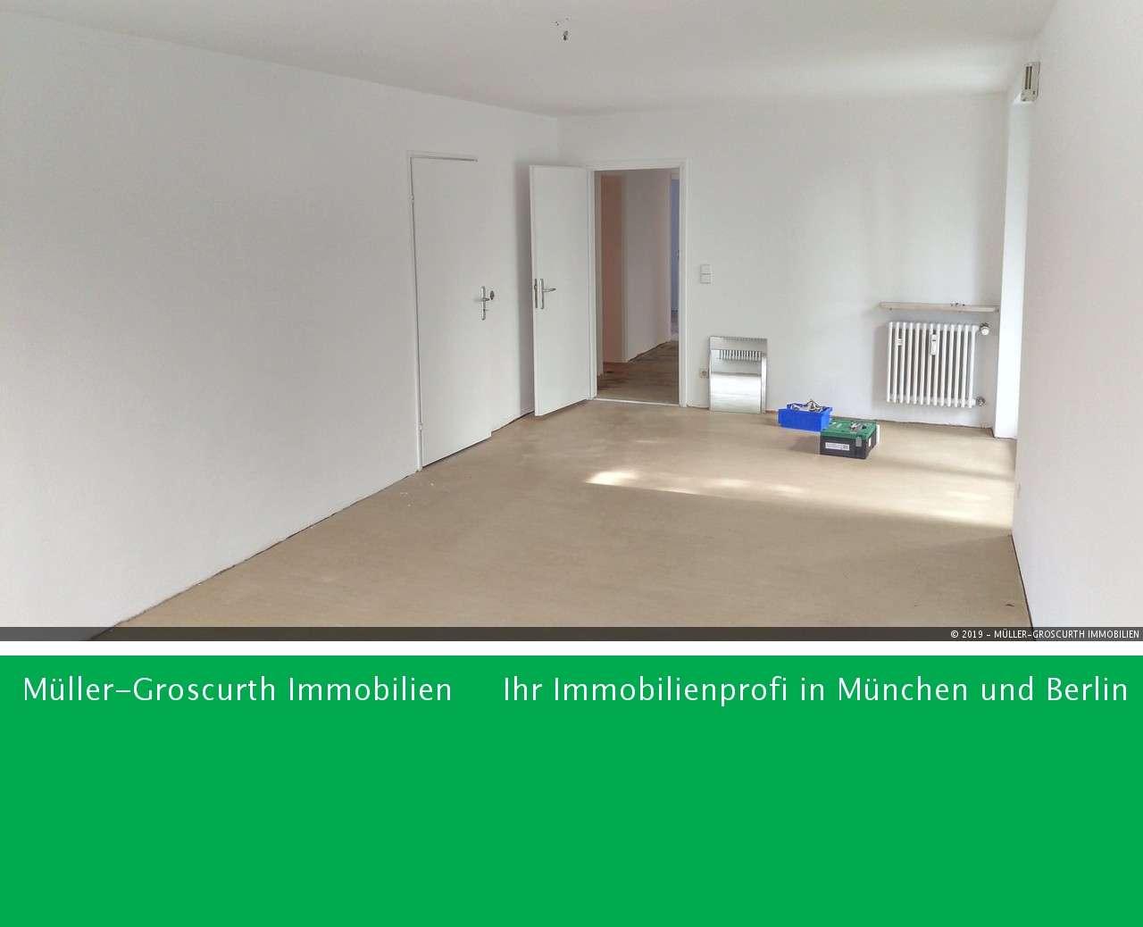 Ausergewöhnliche 4-Zimmer Wohnung sucht neuen Mieter  in Taufkirchen (München)