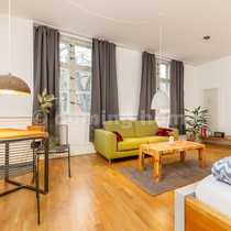 Welcome to Potsdam Individuelle Altbauwohnung