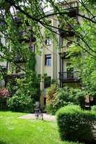 Wohnung mit Balkon im sanierten