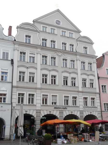 Ruhige 1a Wohnung im Herzen der Altstadt in Altstadt (Landshut)