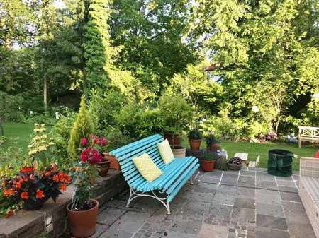 Direkt am Engl. Garten: Schöne 3,5 Zi Whg. Maisonette Whg. mit Gartennutzung/Terrasse in Schwabing (München)