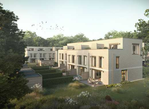 Direkt neben Knoops Park: Ruhiges Stadthaus in Südausrichtung mit Dachterrasse!