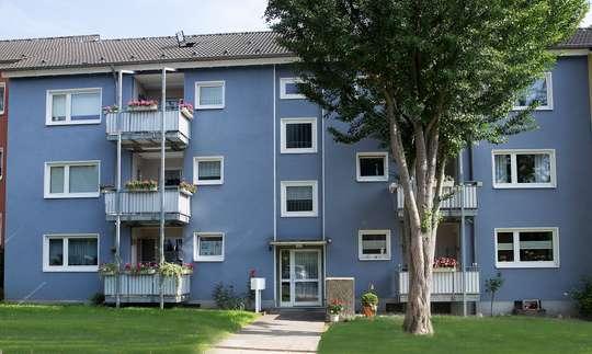 hwg - Geräumige 3- Zimmer Wohnung zu vermieten!