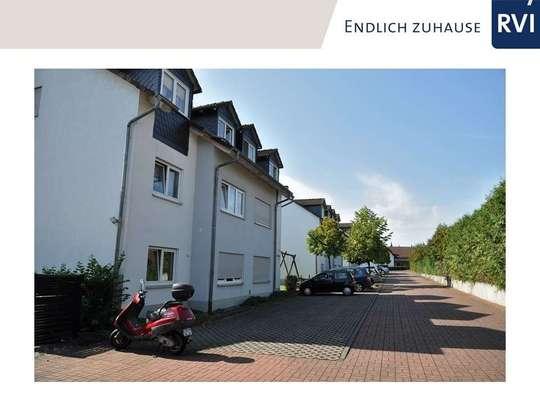 Wohnen in ruhiger Reihenhausanlage mit guter Anbindung - Fulda-Haimbach *direkt vom Vermieter*