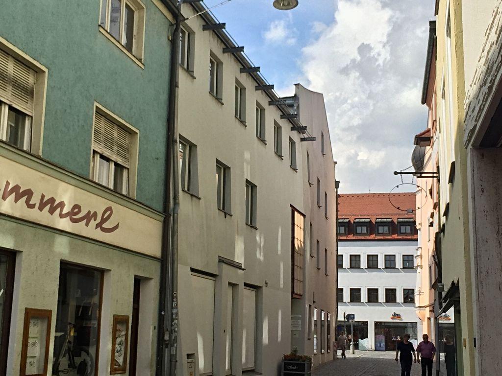 Lage am Stadtplatz