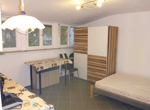 Vollmöbl.1 Zimmer Dachgeschosswohnung in Stuttgart-Hedelfingen
