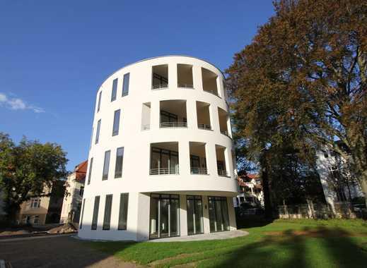 Erstbezug! Bonn-Rüngsdorf, rheinnahe Lage: Luxuriöse 6-Zimmer-Maisonette-Wohnung in schönem Park
