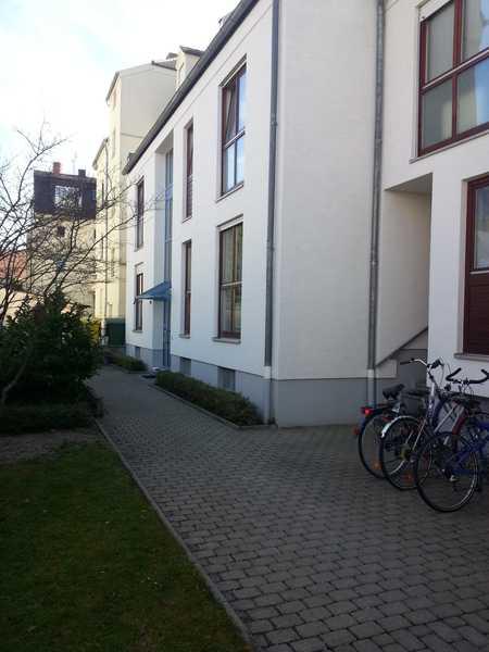 Sehr schöne 2-Zimmer-Maisonettewohnung mit Balkon in zentraler Lage in Augsburg-Innenstadt