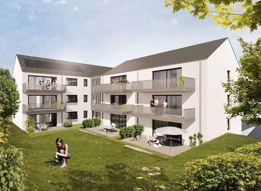 Neubauprojekt: hochwertige Eigentumswohnung mit Balkon
