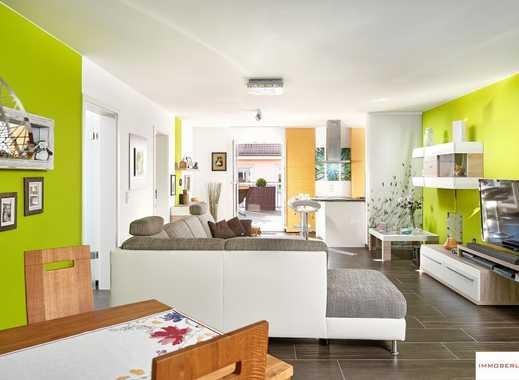 IMMOBERLIN: Ruhige neuwertige Wohnung in Toplage mit Südwestterrasse