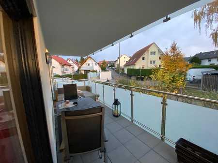 Exklusive, neuwertige 2-Zimmer-Wohnung mit Balkon und Einbauküche in Nürnberg Katzwang in Katzwang, Reichelsdorf Ost, Reichelsdorfer Keller (Nürnberg)