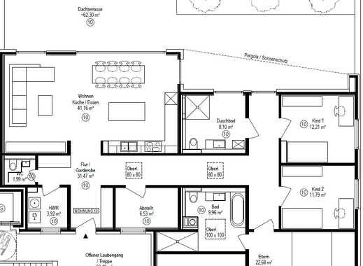 Traumhafte 5-Zimmer-Penthouse-Wohnung mit Dachterrasse in Illingen