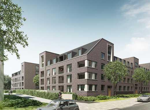 Sonnige Dachgeschoß-Wohnung  in idyllischer Umgebung mit schöner Raumaufteilung & Loggia