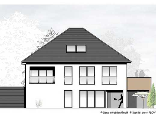 Neubaumietwohnung mit Carport am Gütersloher Stadtpark