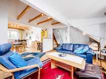 Wohnung mit Dachterrasse in Niendorf