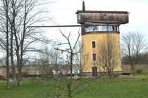 Historischer Turmdrehkran mit unverbaubarem Panoramablick