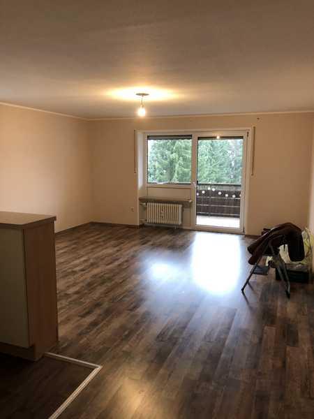 3-Raum-Wohnung mit Einbauküche und Balkon in Waldkraiburg | Home Office geeignet in Waldkraiburg
