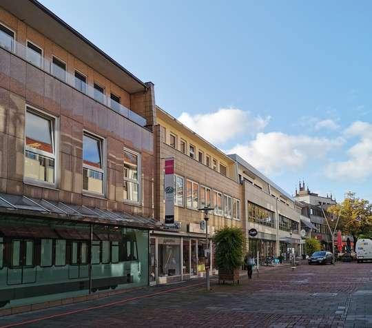 Ladenfläche in der Grupenstraße zu vermieten
