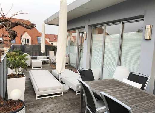 Exklusives 3 Zimmer Penthouse Fürth Südstadt