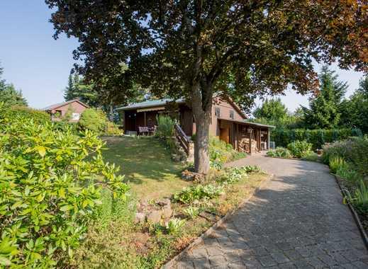 Traumhaft gelegenes Wochenendhaus im Naturpark Vogelsberg