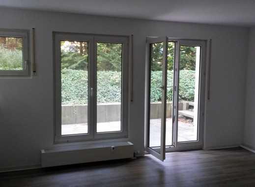 Schöne 1-Zimmer-Whg. mit Terrasse