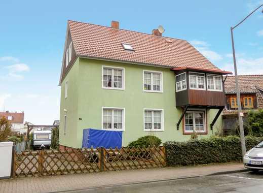 3-Familienhaus mit extra Baugrundstück!