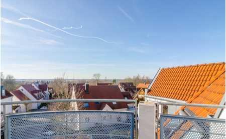 Traumhafte Maisonette-Wohnung mit Balkon in bester Lage von Mering in Mering