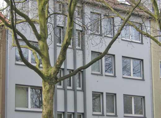 **Dachgeschoss-Wohnung in der Essener Innenstadt**